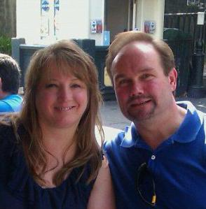 Michelle and Brett Darnell