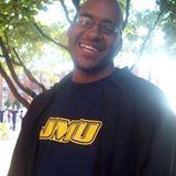 JMU's answer man, Anthony Bowman
