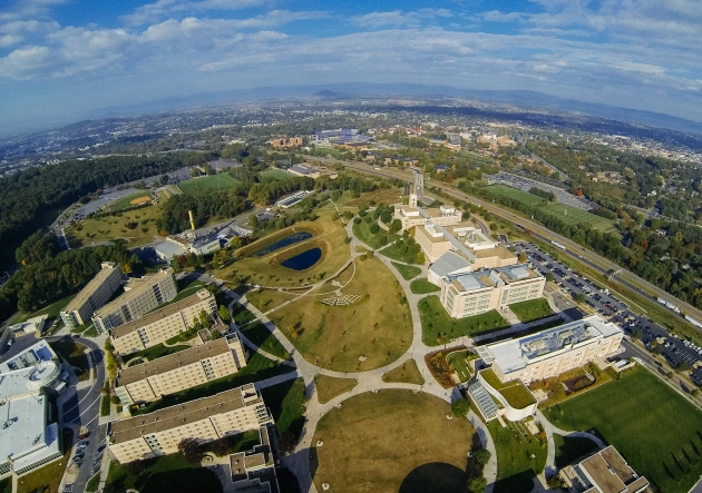 Photo: JMU department of photography