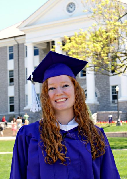 Meaghan Eicher, JMU alum, is now headed to Benin