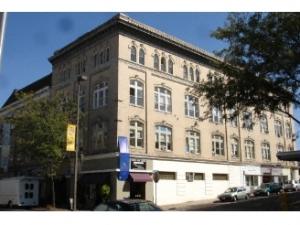 The Keezell Building in downtown Harrisonburg